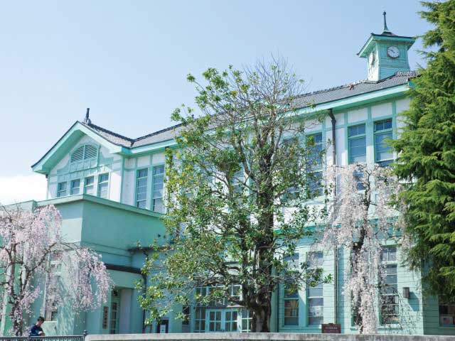 旧栃木町役場