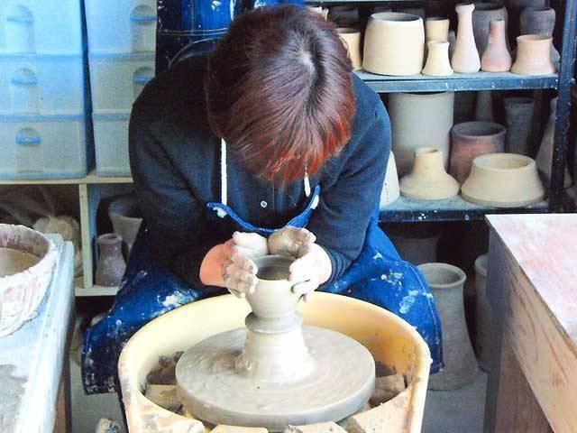 益子陶芸教室(岩下製陶)