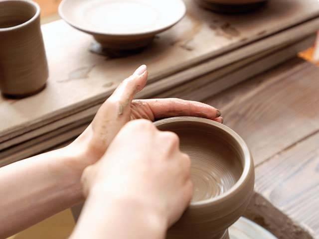 陶芸体験教室よこやま