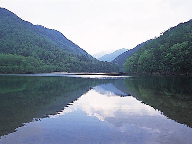 切込湖・刈込湖ハイキングコース