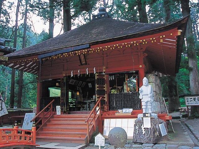 日光二荒山神社大国殿