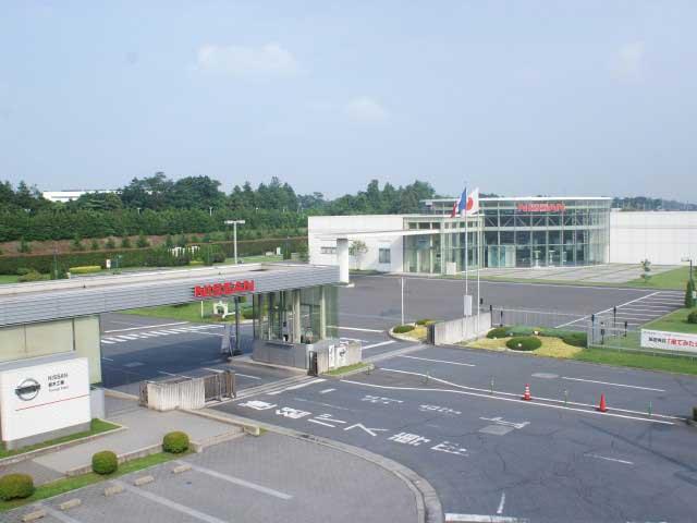日産自動車 栃木工場(見学)